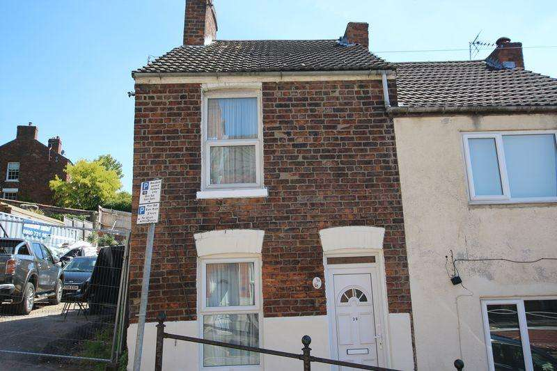 2 Bedrooms End Of Terrace House for sale in 39 Victoria Street, Lincoln