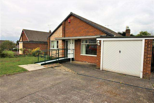 3 Bedrooms Bungalow for rent in Cristchurch Avenue, Aston, Sheffield, S26 2AW