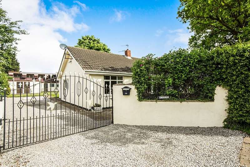3 Bedrooms Detached Bungalow for sale in Holme Wood Lane, Armthorpe, Doncaster, DN3