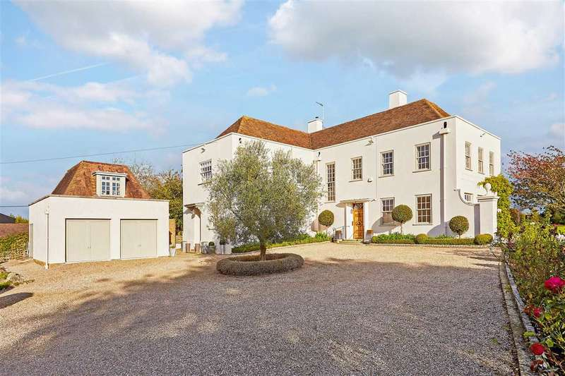 5 Bedrooms House for sale in Plumford Farmhouse, Plumford Road, Ospringe, Faversham