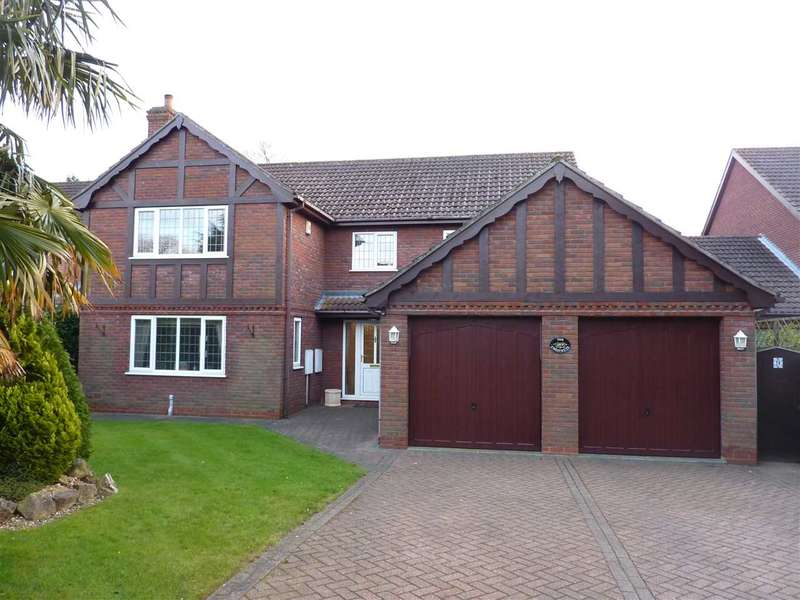 4 Bedrooms Detached House for sale in AUGUSTA OAKS, GRIMSBY