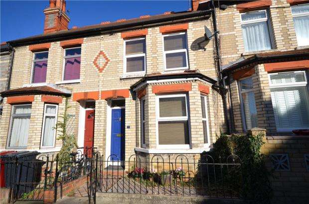 2 Bedrooms Terraced House for sale in Surrey Road, Reading, Berkshire