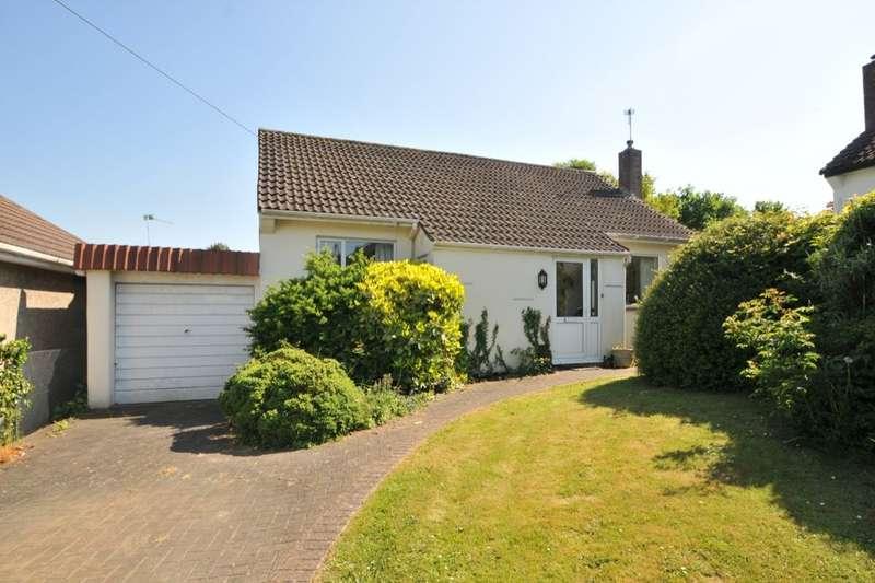 2 Bedrooms Detached Bungalow for sale in Heathfield Close, Keynsham, Bristol, BS31