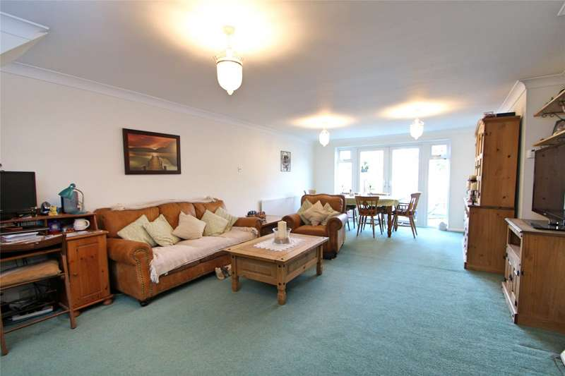 4 Bedrooms End Of Terrace House for sale in Bellview Road, Tarring, Worthing, BN13