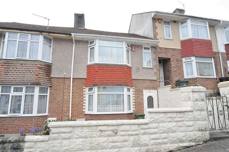 3 Bedrooms Property for sale in Mostyn Avenue Lipson, Plymouth