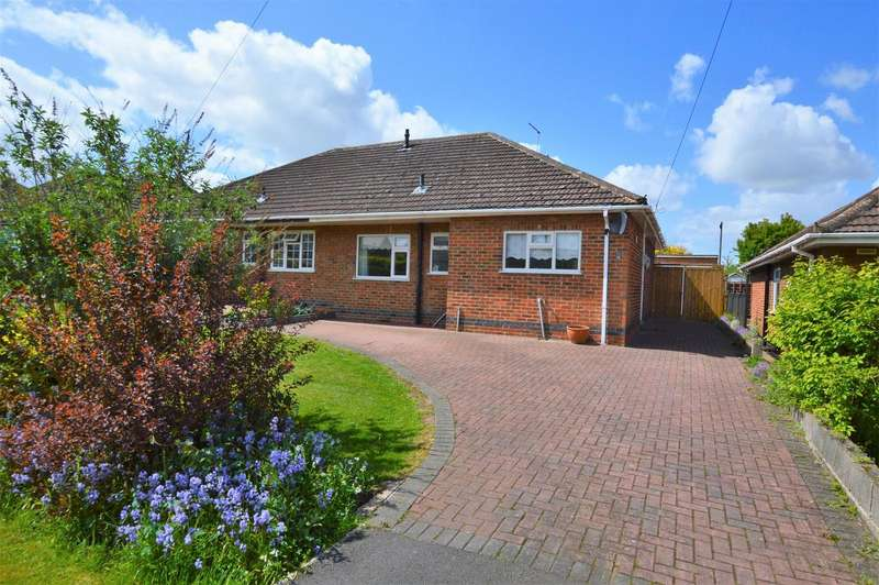 2 Bedrooms Property for sale in Castle Hill, East Leake, Loughborough