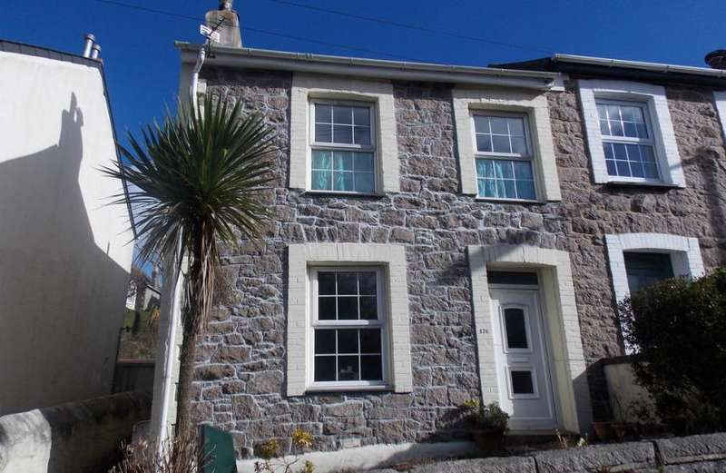 3 Bedrooms Property for sale in Falmouth Road, Redruth