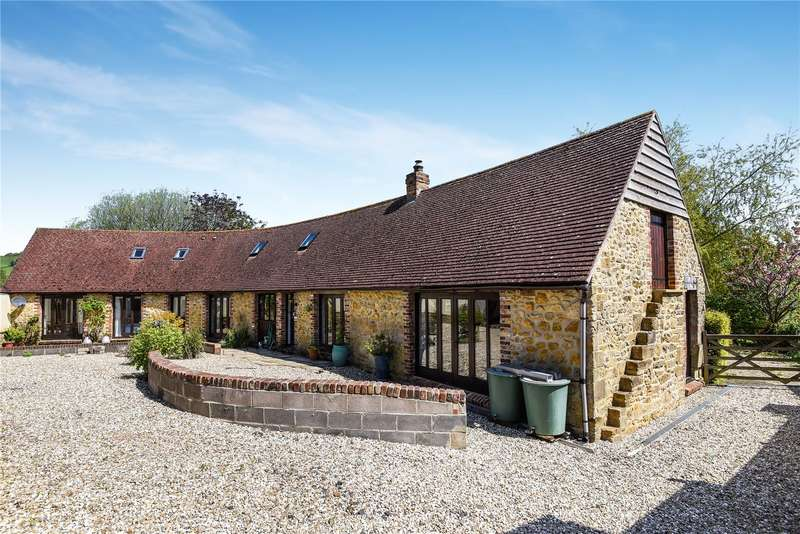 3 Bedrooms Detached Bungalow for sale in Woolminstone, Crewkerne, Somerset, TA18