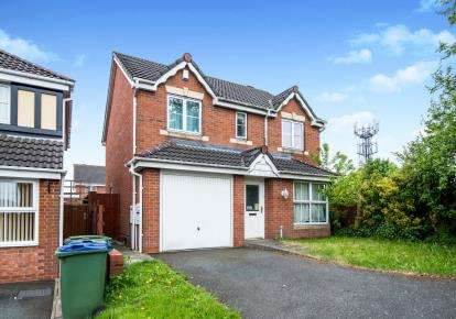4 Bedrooms Detached House for sale in Wyton Avenue, Oldbury, West Midlands