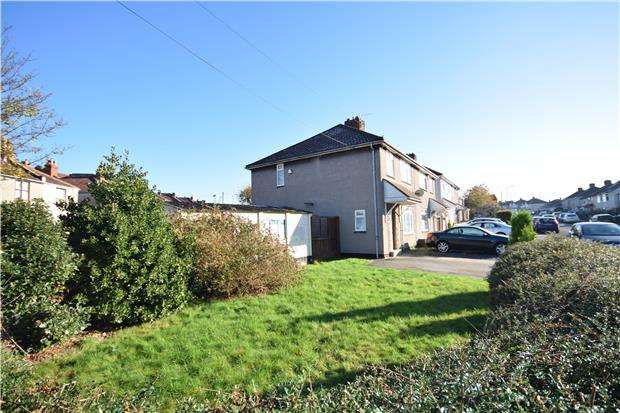 3 Bedrooms Semi Detached House for sale in Radley Road, Fishponds, BRISTOL, BS16 3TQ