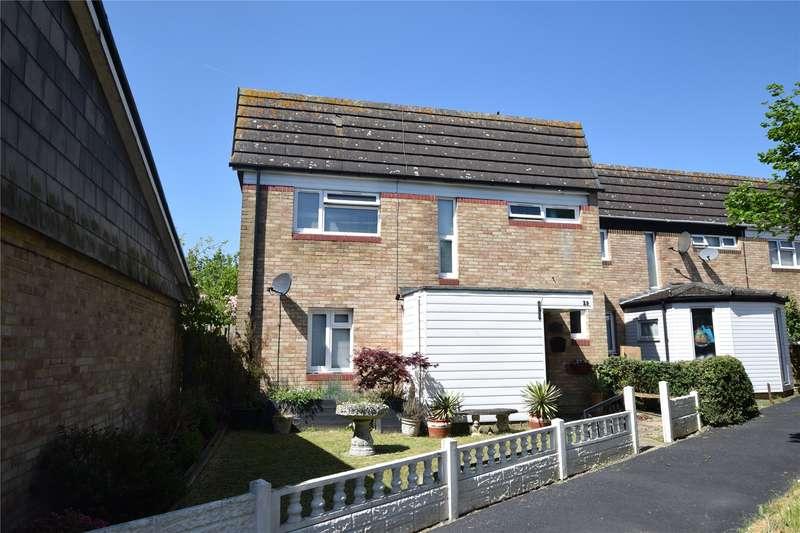 3 Bedrooms End Of Terrace House for sale in Waverley, Bracknell, Berkshire, RG12