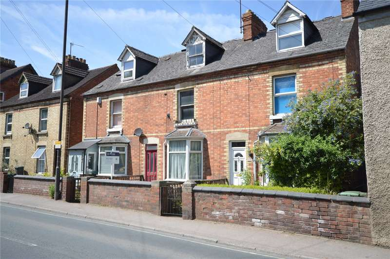 4 Bedrooms Terraced House for sale in Bath Road, Stroud, Gloucestershire, GL5