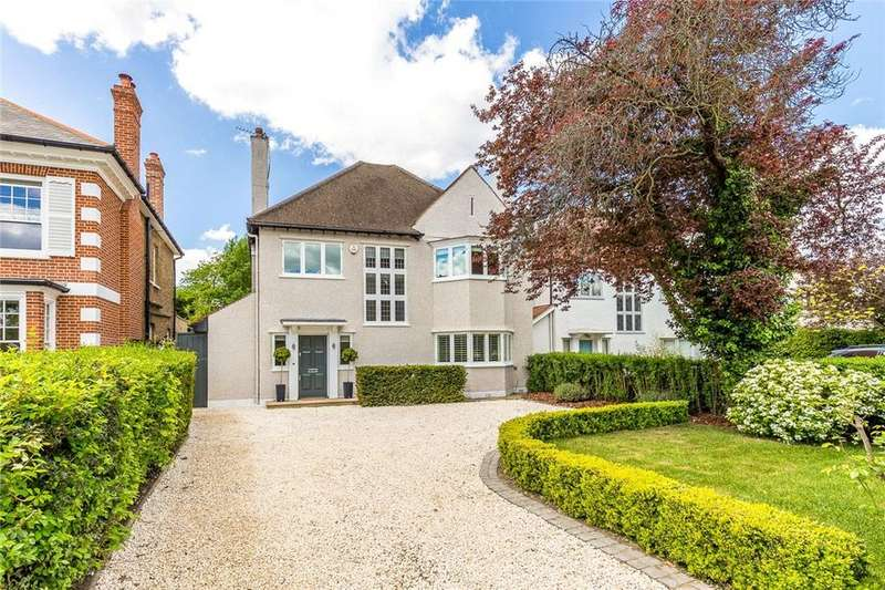 5 Bedrooms Detached House for sale in Alleyn Park, Dulwich, London, SE21