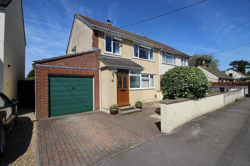 3 Bedrooms Semi Detached House for sale in Moorland Road, Yate, Bristol, BS37 4BZ