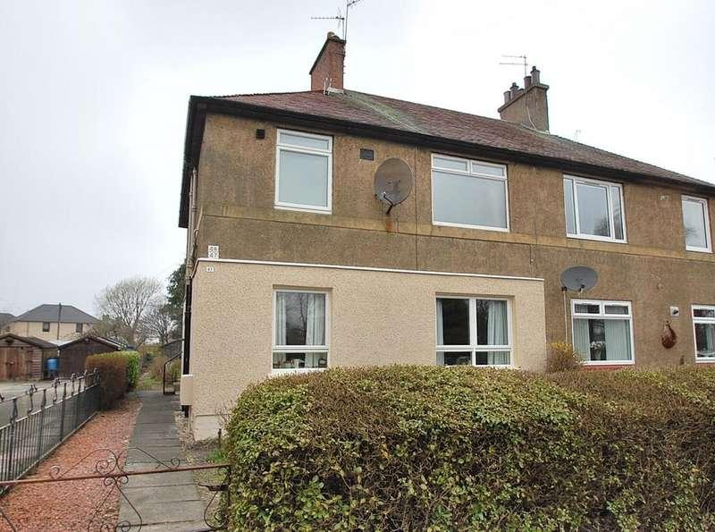2 Bedrooms Flat for sale in Abbots Road, Grangemouth, FALKRK FK3