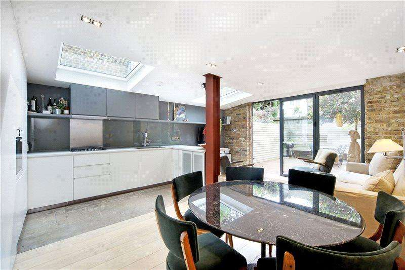 2 Bedrooms Flat for sale in Percy Road, London, W12