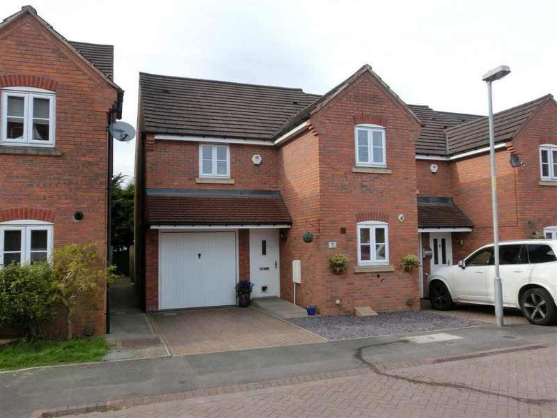 4 Bedrooms End Of Terrace House for sale in Lint Meadow, Hollywood, Birmingham