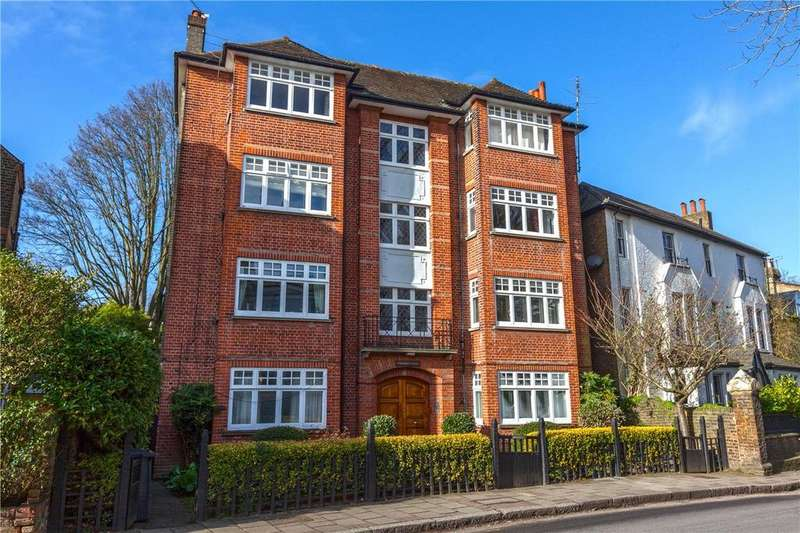 2 Bedrooms Flat for sale in Cholmeley Court, Southwood Lane, London, N6