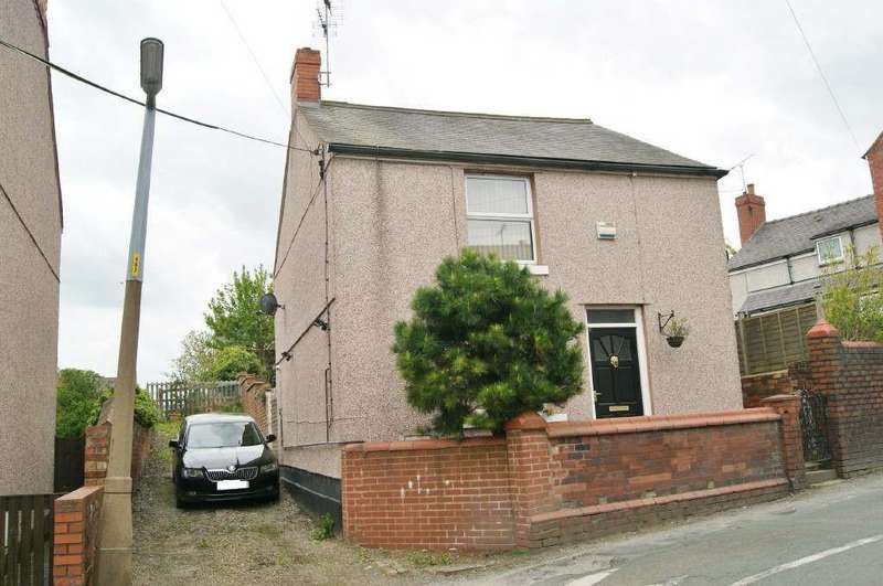 2 Bedrooms Detached House for sale in Hill Street, Rhos