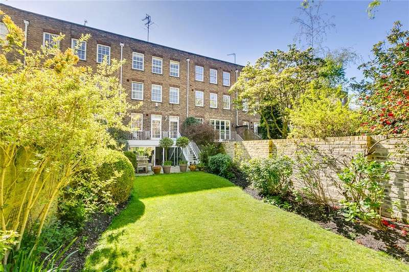 4 Bedrooms Terraced House for sale in Pembroke Road, Kensington, London