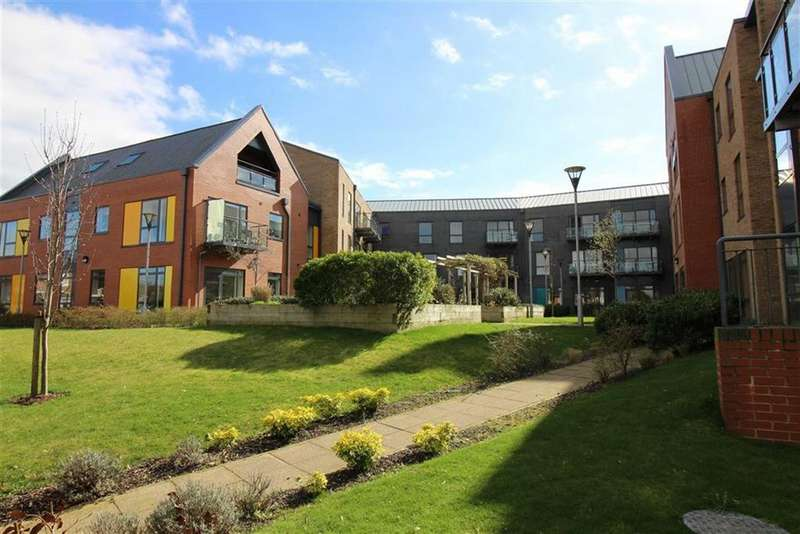 2 Bedrooms Flat for sale in Greenwich Gardens, 34 Greenwich Drive North, Mackworth, Derby