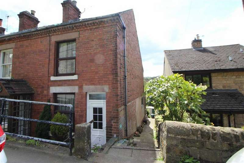 2 Bedrooms End Of Terrace House for sale in Main Road, Whatstandwell, Whatstandwell Matlock