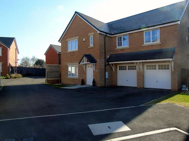 6 Bedrooms Detached House for sale in Dover Court, Willington