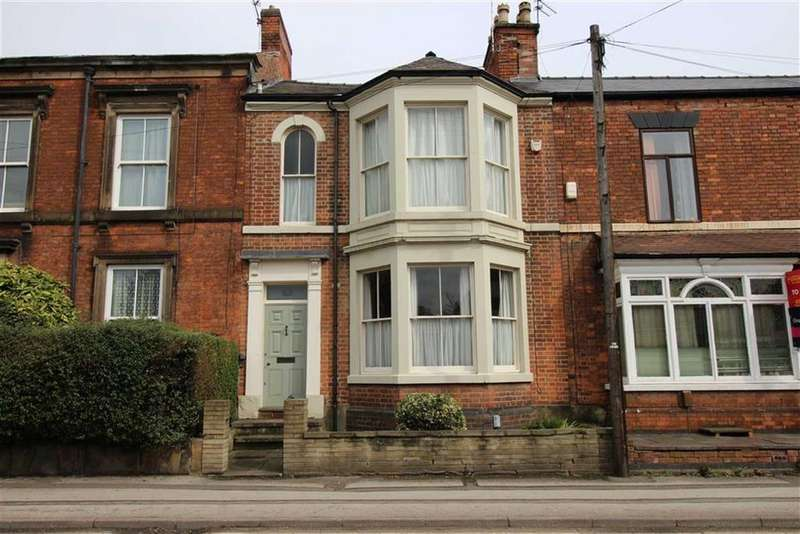 4 Bedrooms Terraced House for sale in Duffield Road, Derby