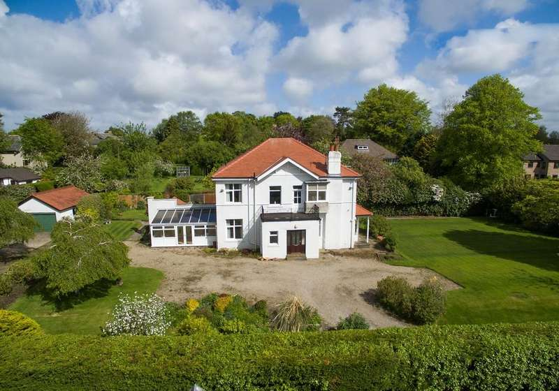 4 Bedrooms Detached House for sale in High Bank, Brettargh Drive, Haverbreaks, Lancaster LA1 5BN