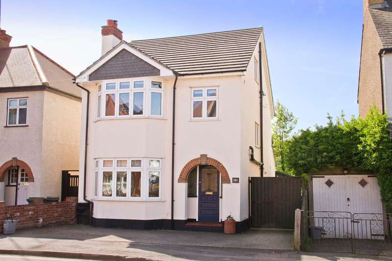 4 Bedrooms Detached House for sale in Ebury Road, Rickmansworth