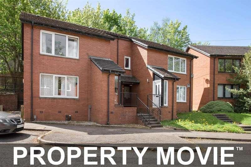 1 Bedroom Flat for sale in 9 Kelvinside Drive, North Kelvinside, Glasgow, G20 6QD