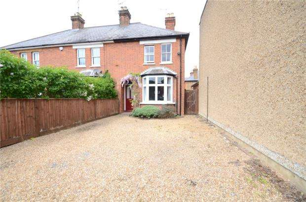 2 Bedrooms End Of Terrace House for sale in St. Marks Road, Maidenhead, Berkshire