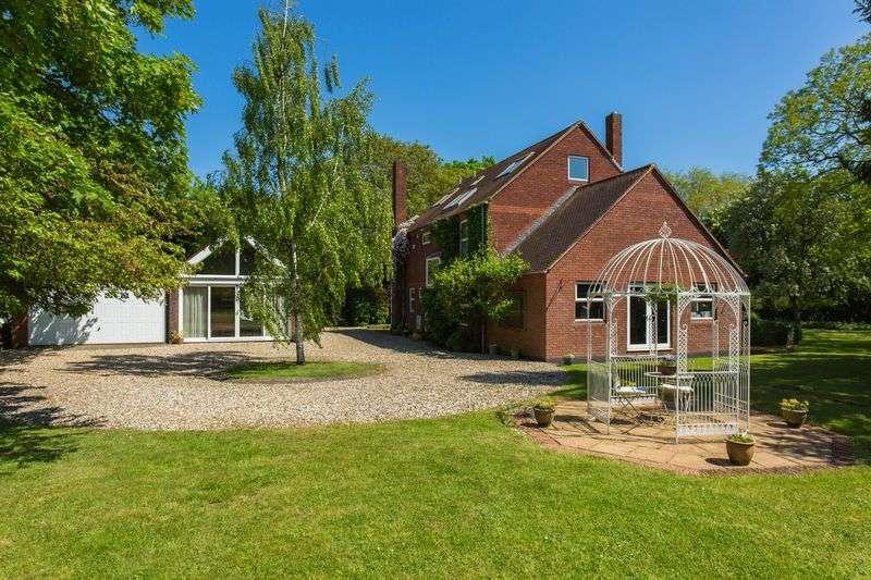 5 Bedrooms Property for sale in Lower Radley, Abingdon
