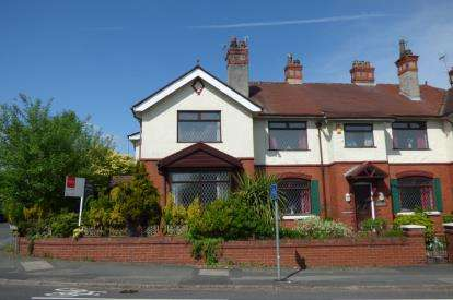 3 Bedrooms Semi Detached House for sale in Liverpool Road, Great Sankey, Warrington, Cheshire