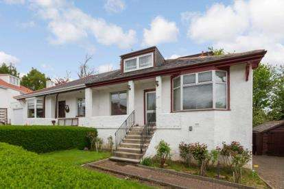 4 Bedrooms Bungalow for sale in Kingscourt Avenue, Glasgow
