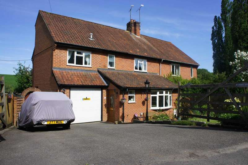 4 Bedrooms Semi Detached House for sale in Peppard Road, Sonning Common
