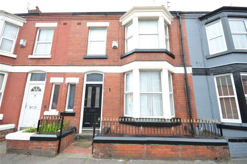 3 Bedrooms Terraced House for sale in Garmoyle Road, Wavertree, Liverpool, L15