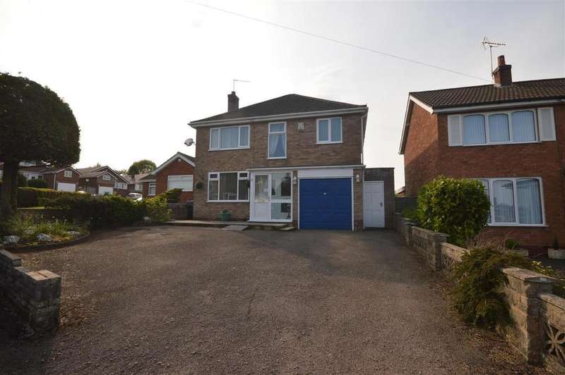 3 Bedrooms Detached House for sale in Chantry Close, Hollywood, Birmingham