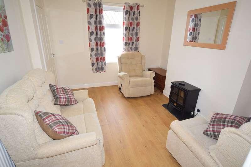 2 Bedrooms Terraced House for sale in Bristol Street, Walney, LA14 3AG