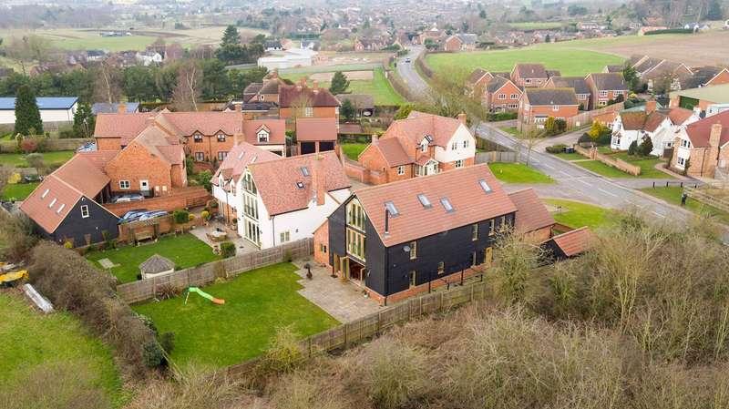 6 Bedrooms Detached House for sale in Rectory Gardens, Maulden, Bedford, MK45
