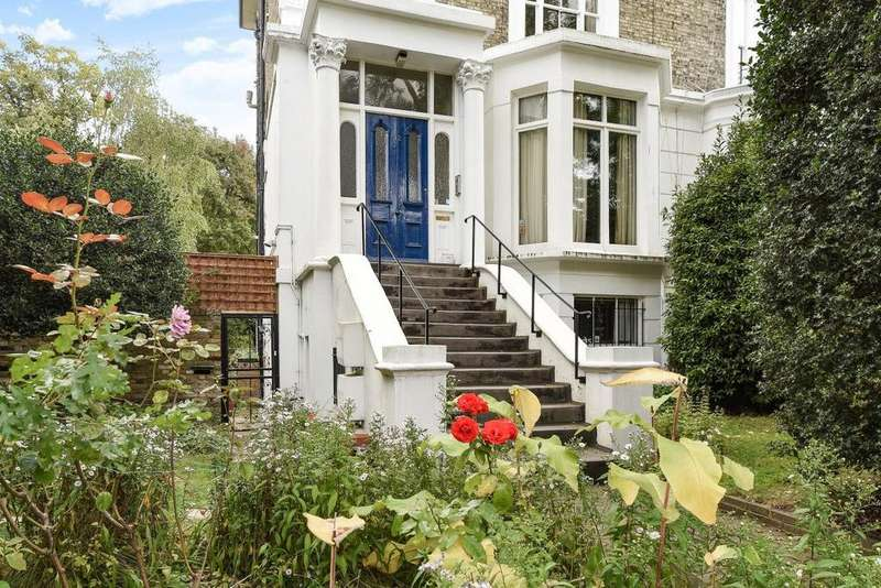 1 Bedroom Flat for sale in Lawn Road, Belsize Park