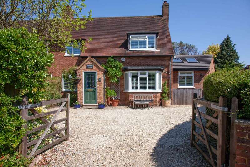 4 Bedrooms Semi Detached House for sale in Seer Green