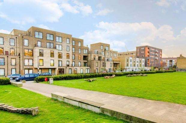 1 Bedroom Apartment Flat for sale in Euler Court, Parkside 4 Axio Way, Bow, E3
