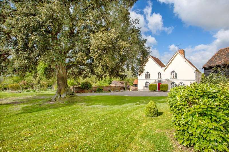 5 Bedrooms Detached House for sale in Stanford Rivers, Ongar, Nr Epping, Essex, CM5