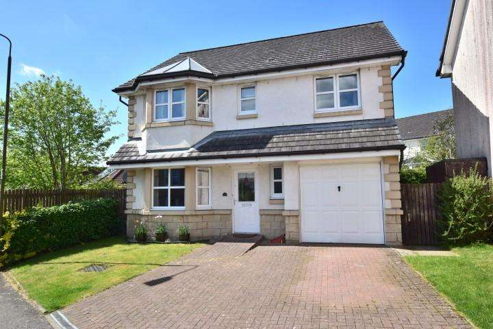 4 Bedrooms Detached House for sale in 36 George Terrace, Balfron, G63 0PL