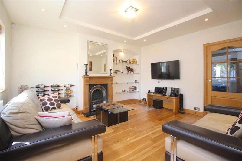 2 Bedrooms Terraced House for sale in Fryatt Road, London