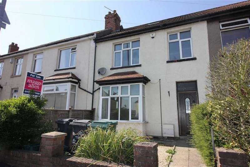 3 Bedrooms Terraced House for sale in Filton Avenue, Horfield, Bristol