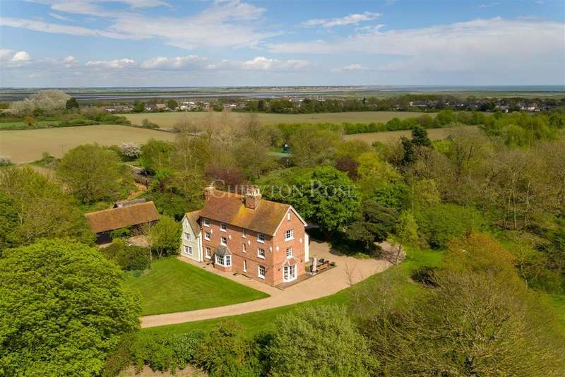 5 Bedrooms Detached House for sale in Tollesbury