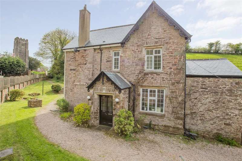 4 Bedrooms Detached House for sale in Halwell, Totnes, TQ9