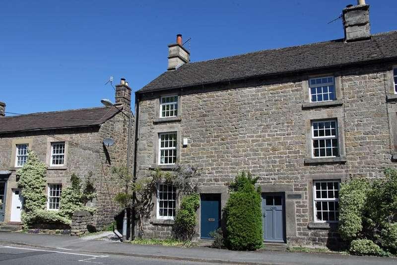3 Bedrooms Cottage House for sale in Harvest Cottage, 1 Church Terrace, Baslow, Derbyshire DE45